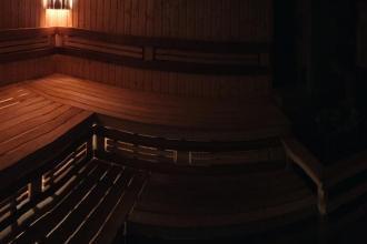 """інтер""""єр, Сауна комплексу розваг та відпочинку «101 кілометр» фото #5"""