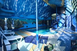 """інтер""""єр, Сауна комплексу розваг та відпочинку «101 кілометр» фото #6"""