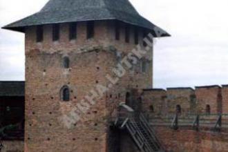 Владича вежа Верхнього замку фото #1