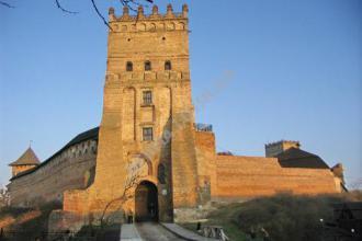 Луцький замок - фото фото #5