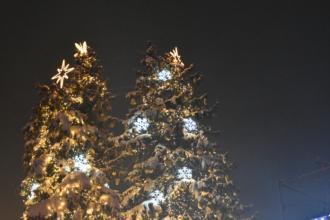 Програма заходів на Новий рік та Різдво у Луцьку