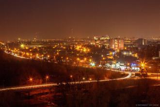 Полум'яний захід сонця (фотограф Юрій Костюк), Події міста фото #2