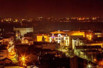Полум'яний захід сонця (фотограф Юрій Костюк), Події міста фото #3