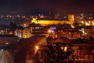 Полум'яний захід сонця (фотограф Юрій Костюк), Події міста фото #4