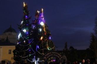 Програма святкування Нового року та Різдва у Луцьку