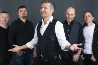 Віктор Винник і «МЕРІ» дистанційно записали нову версію пісні «Мерідіани»