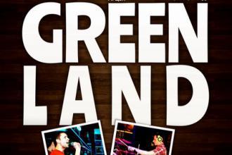 гурт «GREEN LAND» (Луцьк). Поп, рок, інді