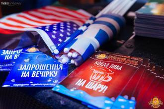 """Пивний клуб  Оболонь  Фотозвіт з вечірки """"Десь по світу"""" фотолатерея"""