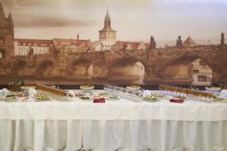 """Святкове оформлення, Ресторан """"Прага"""" фото #6"""