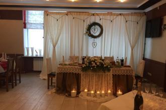 """Оформлення весілля, Ресторан """"Прага"""" фото #4"""
