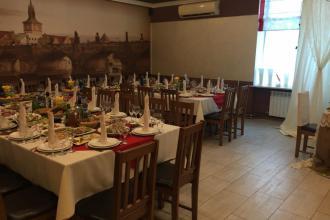"""Оформлення весілля, Ресторан """"Прага"""" фото #5"""