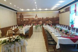 """Оформлення весілля, Ресторан """"Прага"""" фото #7"""