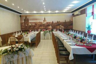 """Оформлення весілля, Ресторан """"Прага"""" фото #3"""