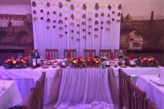 """Оформлення весілля, Ресторан """"Прага"""" фото #8"""