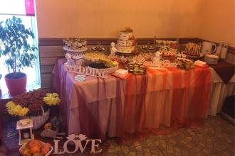 """Оформлення весілля, Ресторан """"Прага"""" фото #9"""