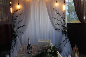 """Оформлення весілля, Ресторан """"Прага"""" фото #12"""