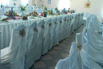Святковий декор, Ресторан в рекреаційно-оздоровчому комплексі «Мальованка» фото #11