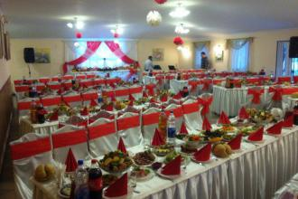 Святковий декор, Ресторан в рекреаційно-оздоровчому комплексі «Мальованка» фото #8