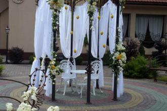Оформлення весілля, Ресторан-кондитерська Круаж фото #2