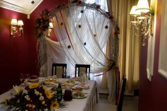 Оформлення весілля, Ресторан-кондитерська Круаж фото #21