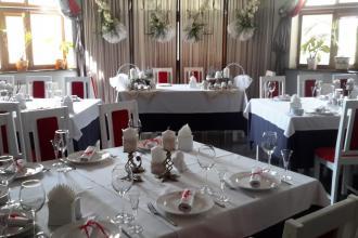 Оформлення весілля, Ресторан-кондитерська Круаж фото #28