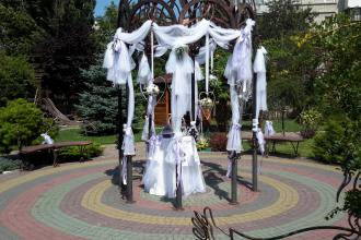 Оформлення весілля, Ресторан-кондитерська Круаж фото #29