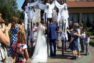 Оформлення весілля, Ресторан-кондитерська Круаж фото #26