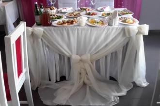 Оформлення весілля, Ресторан-кондитерська Круаж фото #25