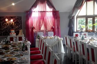 Оформлення весілля, Ресторан-кондитерська Круаж фото #23