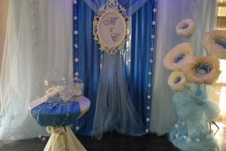 Оформлення весілля, Ресторан-кондитерська Круаж фото #30