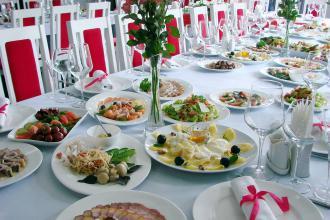 Оформлення весілля, Ресторан-кондитерська Круаж фото #10