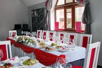 Оформлення весілля, Ресторан-кондитерська Круаж фото #11