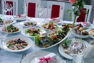 Оформлення весілля, Ресторан-кондитерська Круаж фото #14