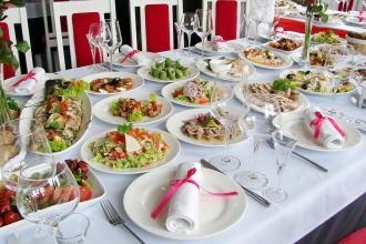 Оформлення весілля, Ресторан-кондитерська Круаж фото #15