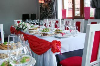 Оформлення весілля, Ресторан-кондитерська Круаж фото #17