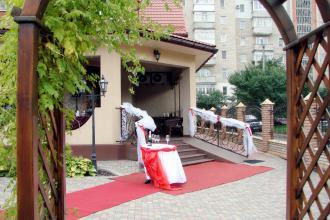 Оформлення весілля, Ресторан-кондитерська Круаж фото #8