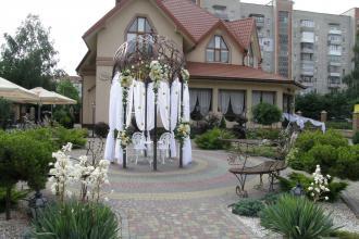 Оформлення весілля, Ресторан-кондитерська Круаж фото #5