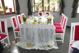 Оформлення весілля, Ресторан-кондитерська Круаж фото #18