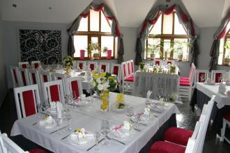 Оформлення весілля, Ресторан-кондитерська Круаж фото #19