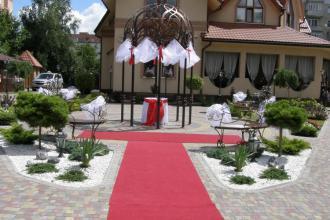 Оформлення весілля, Ресторан-кондитерська Круаж фото #4