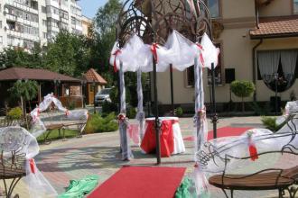 Оформлення весілля, Ресторан-кондитерська Круаж фото #22