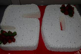 Торти на замовлення, Ресторан-кондитерська Круаж фото #17