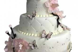 Весільні торти, Ресторан-кондитерська Круаж фото #16