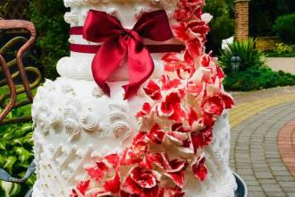 Весільні торти, Ресторан-кондитерська Круаж фото #20
