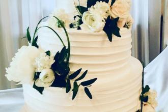 Весільні торти, Ресторан-кондитерська Круаж фото #21