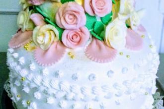 Весільні торти, Ресторан-кондитерська Круаж фото #18