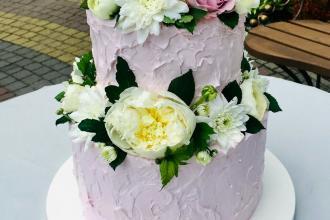 Весільні торти, Ресторан-кондитерська Круаж фото #22
