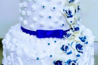 Весільні торти, Ресторан-кондитерська Круаж фото #19