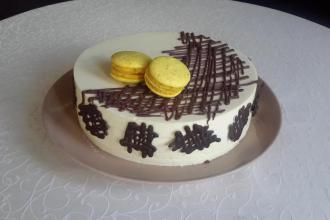 Весільні торти, Ресторан-кондитерська Круаж фото #12