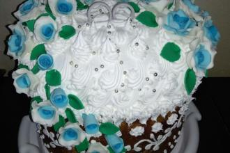 Весільні торти, Ресторан-кондитерська Круаж фото #17